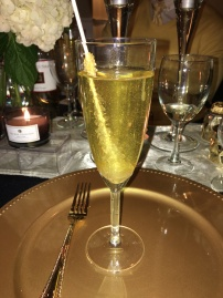 Bubbly at Dine