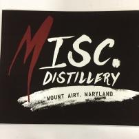 Misc. Distillery Logo